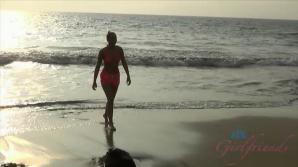A good creampie for Tiffany Watson in Hawaii